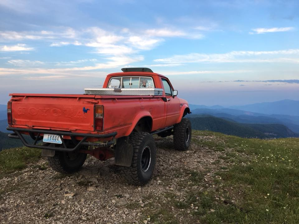Ty's 1981 Toyota Pickup | Modifind com - Off Road