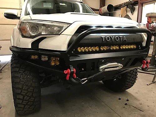 rsg off road 4runner front bumper