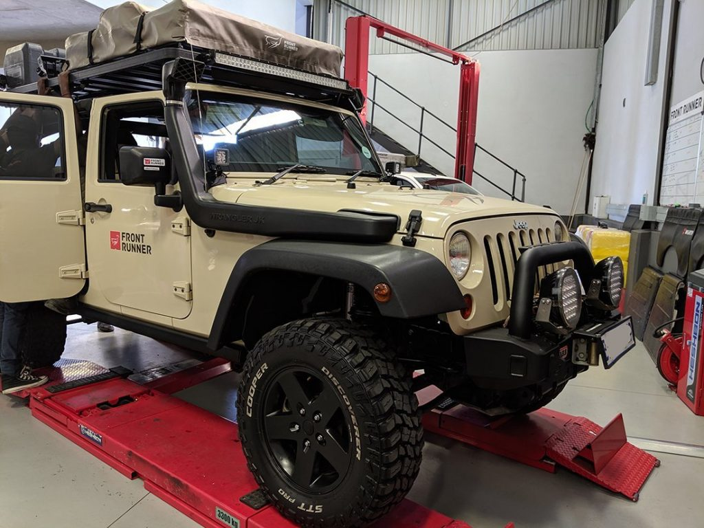 The Jeep JK is Not Dead