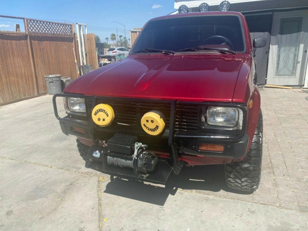 toyota first gen pickup