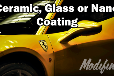 ceramic glass nano coating
